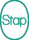 Stap 0 logo